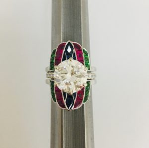 a ring wrap together
